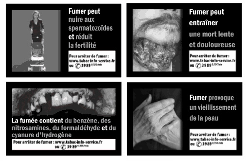 images chocs cigarettes