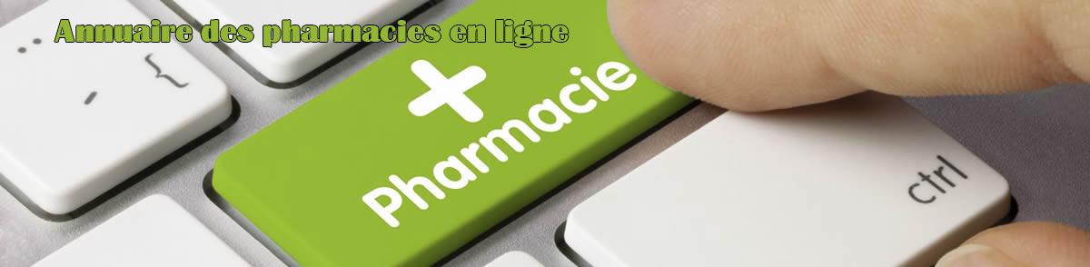 Annuaire des pharmacies en ligne